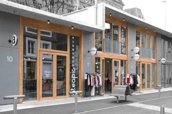 Boutique de Lausanne Flon